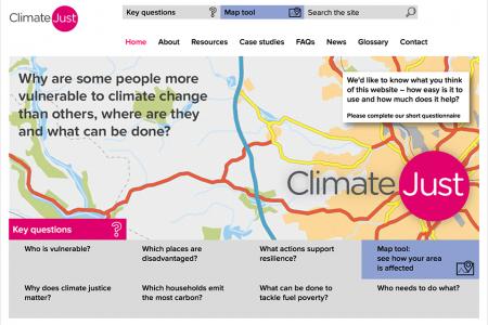 JBA Trust supports ClimateJust