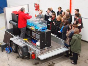 Flume demo Isle of Man