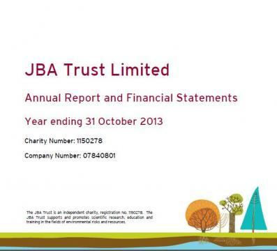 JBA Trust Annual Trustees Report