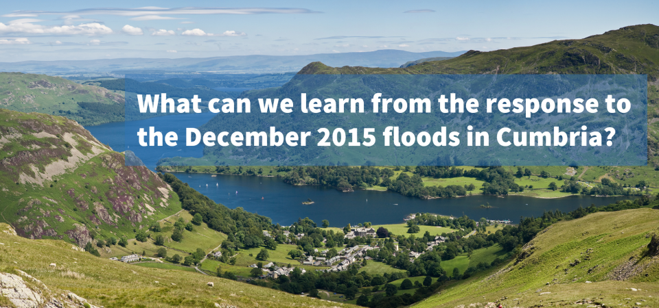 Response to the December 2015 floods, Glenridding