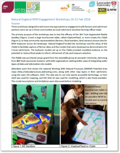 Natural England NFM Engagement workshop_cover