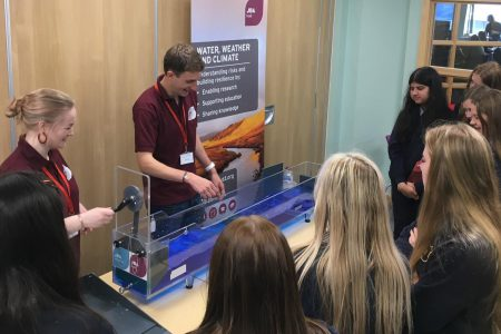 Environmental engineering day helps the next generation tackle climate change